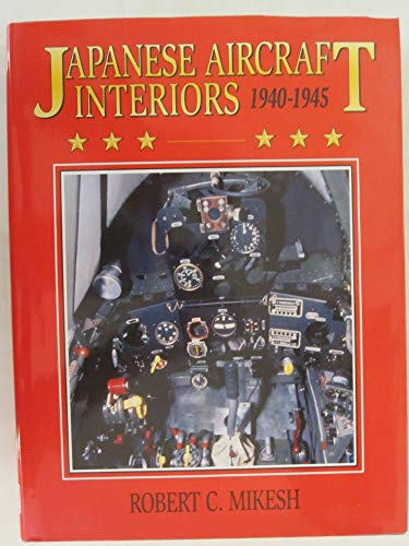 9780914144618: Japanese Aircraft Interiors 1940-1945