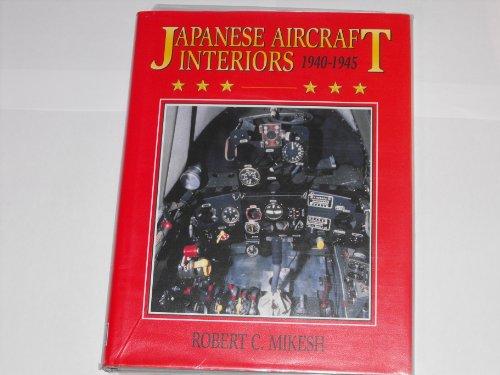 9780914144618: Japanese Aircraft Interiors 1940-1945