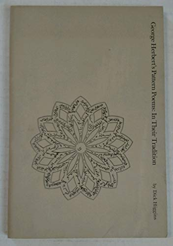 9780914162247: George Herbert's Pattern Poems: In Their Tradition