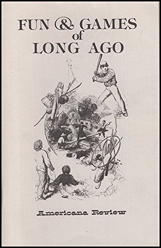 Fun & Games of Long Ago: Americana Review
