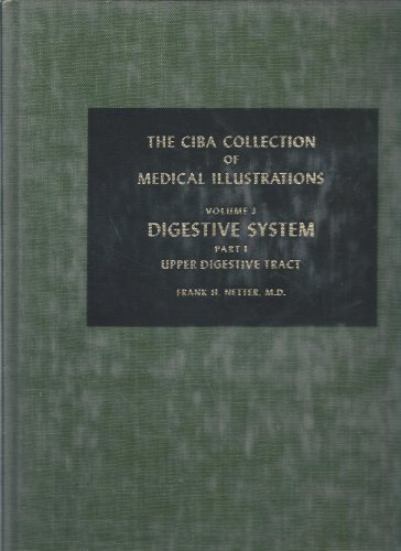 9780914168041: The Ciba Collection of Medical Illustrations Vol. 3, Pt. 2 : Digestive System: Lower Digestive Tract