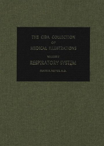 9780914168096: The Netter Collection of Medical Illustrations: Respiratory System (CIBA Collection of Medical Illustrations, Vol. 7)