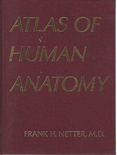 Atlas of Human Anatomy: Netter, Frank H.