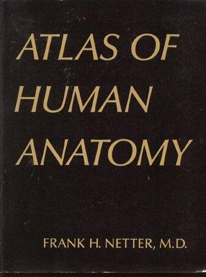 Atlas of human anatomy by frank netter