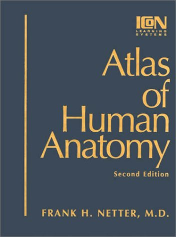 Atlas Of Human Anatomy By Frank H Netter Sharon Colacino Icon