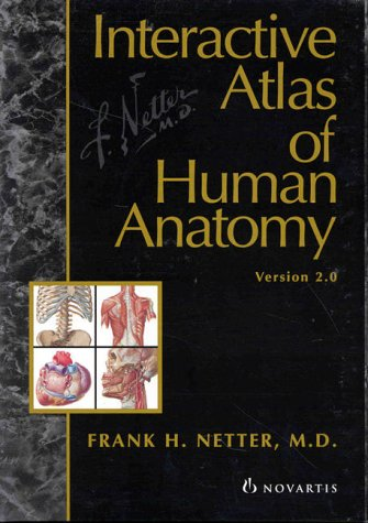 9780914168836: Interactive Atlas of Human Anatomy