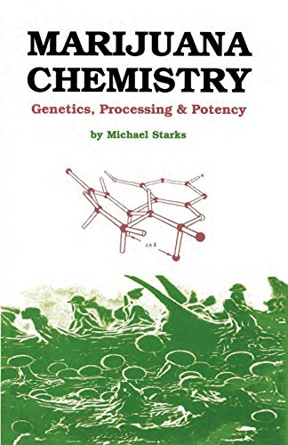 9780914171393: Marijuana Chemistry: Genetics, Processing & Potency