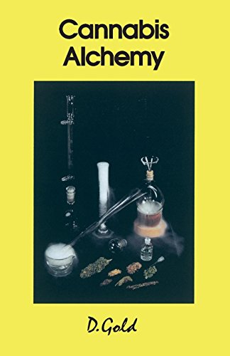 9780914171409: Cannabis Alchemy: Art of Modern Hashmaking