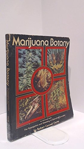 9780914171485: Marijuana Botany