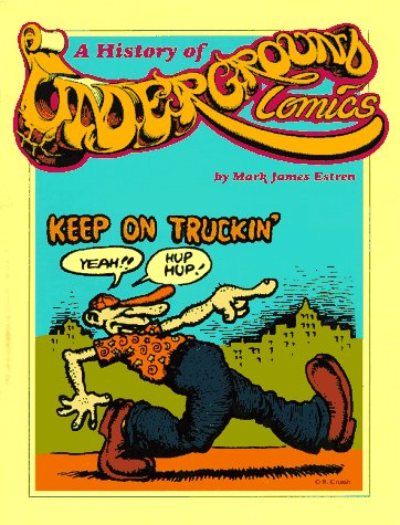 A History of Underground Comics: Estren