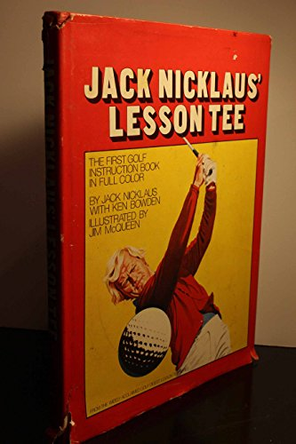 9780914178118: Jack Nicklaus' Lesson tee