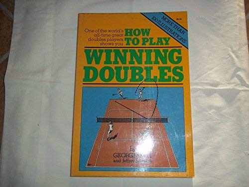 How to Play Winning Doubles: Bairstow, Jeffrey; Lott,