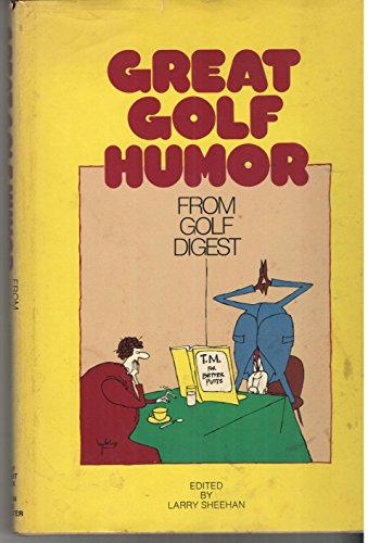 9780914178316: Great golf humor: From Golf digest