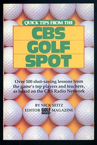 9780914178439: Quick tips from the CBS Golf spot