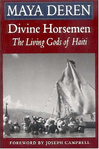 9780914232636: Divine Horsemen: The Living Gods of Haiti