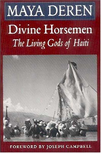 9780914232636: Divine Horsemen: The Living Gods of Haiti