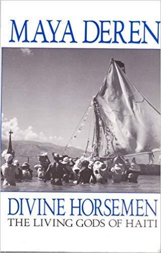9780914232643: Divine Horsemen: The Living Gods of Haiti