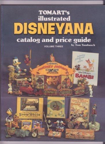 9780914293033: Tomarts Illustrated Disneyana Catalog and Price Guide (Tomart's Illustrated Disneyana Catalog & Price Guide)