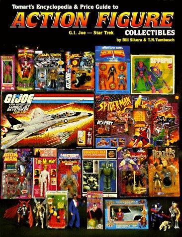 9780914293316: Tomart's Encyclopedia & Price Guide to Action Figure Collectibles, Volume 2: G.I.Joe Thru Star Trek: GI Joe - Star Trek Bk. 2