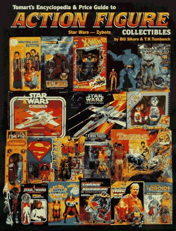 9780914293323: Tomart's Encyclopedia & Price Guide to Action Figure Collectibles, Volume 3: Star Wars - Zybots: Star Trek - Zybots Bk. 2
