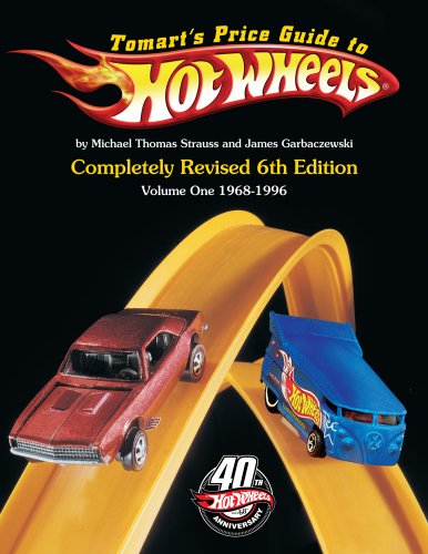 9780914293637: Tomart's Price Guide to Hot Wheels: Volume 1: 1968 - 1996