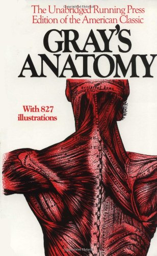9780914294085: Gray's Anatomy: The Unabridged Running Press Edition Of The American Classic