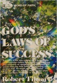 9780914307044: God's Laws of Success