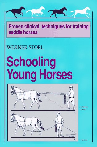 9780914327363: Schooling Young Horses