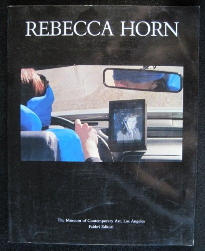 9780914357223: Rebecca Horn: Diving Through Busters Bedroom
