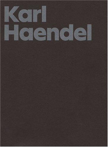 9780914357957: Karl Haendel