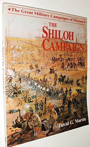 9780914373087: The Shiloh Campaign, March/April, 1862