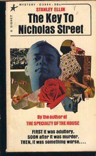 The Key to Nicholas Street: Stanley Ellin