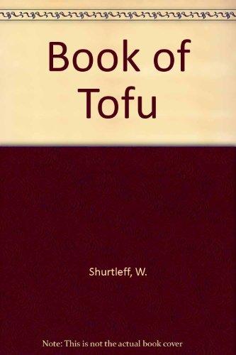 9780914398066: Book of Tofu