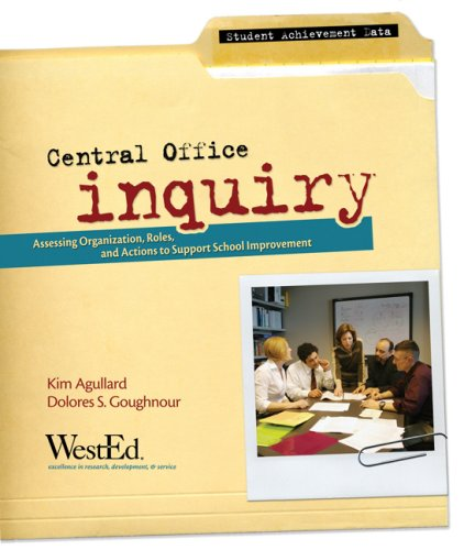 9780914409335: Central Office Inquiry: Assessing Organization, Roles, and Actions to Support School Improvement (Student Achievement)