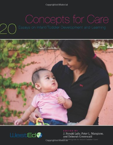 9780914409397: Concepts for Care: 20 Essays on Infant/Toddler Development and Learning