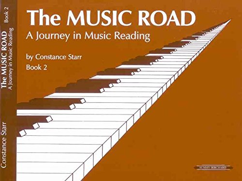 9780914425021: The Music Road: A Journey in Music Reading