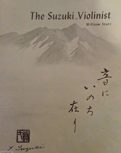 Suzuki Violinist: Starr, William J.
