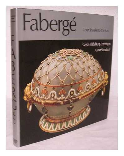 9780914427094: Faberge: Court Jeweler to the Tsars