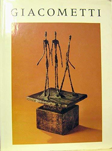 Alberto Giacometti: Giacometti, Alberto and