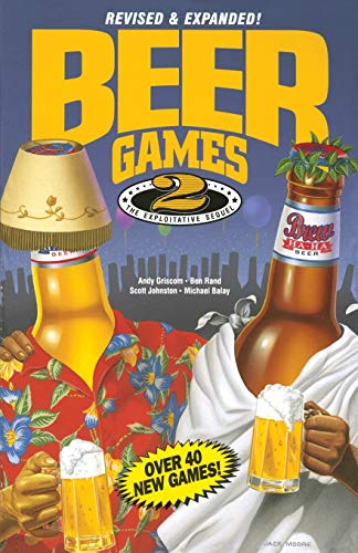 9780914457671: Beer Games 2, Revised: The Exploitative Sequel