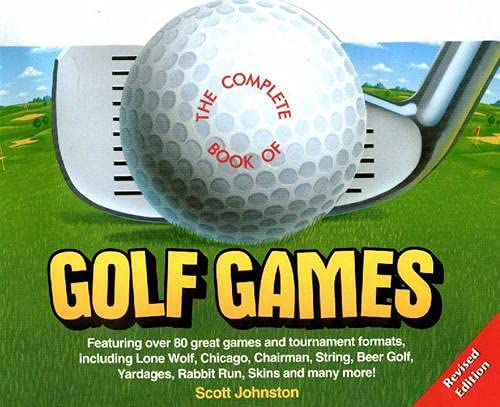 9780914457954: The Complete Book of Golf Games