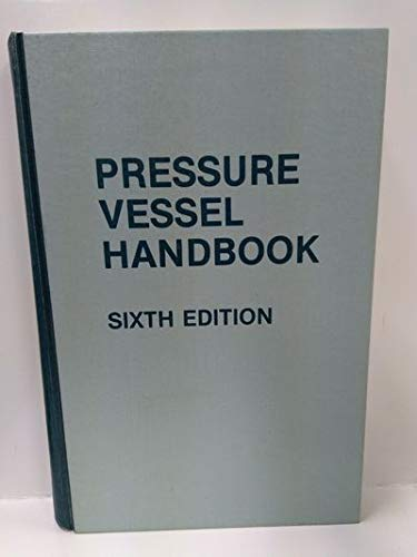 9780914458104: Pressure vessel handbook