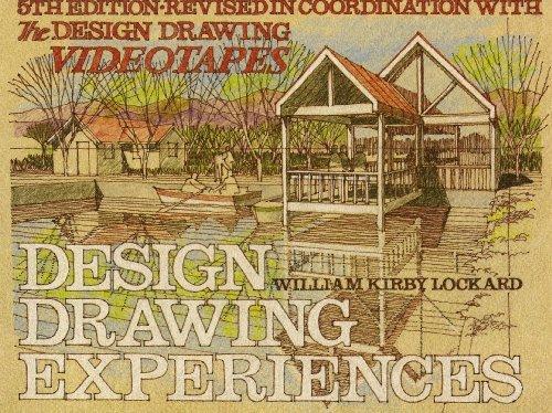 Design Drawing Experiences: Lockard, William Kirby