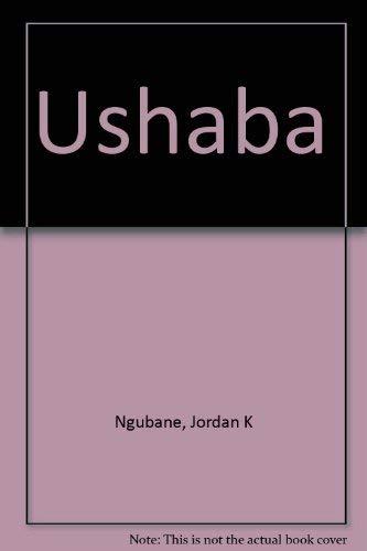 Ushaba: Ngubane, Jordan K