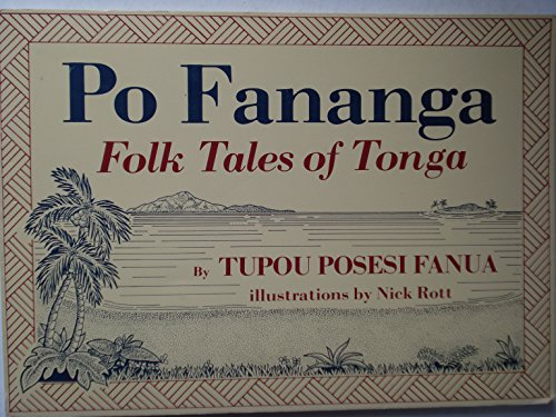 9780914488040: Po fananga =: Folk tales of Tonga