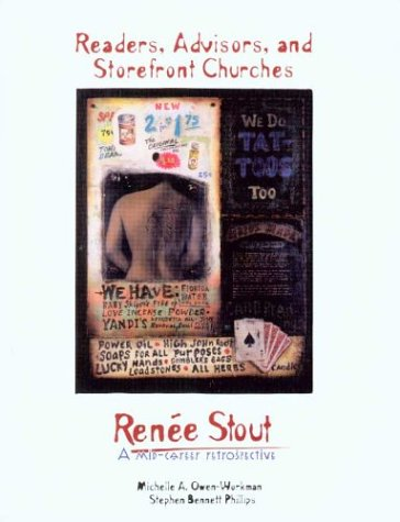 9780914489214: Readers, Advisors, and Storefront Churches: Renee Stout, a Mid-Career Retrospective