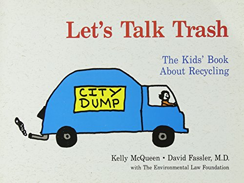 9780914525196: Let's Talk Trash: The Kids' Book About Recycling