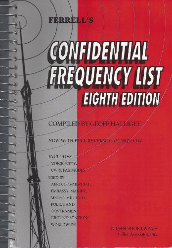 9780914542247: Ferrell's confidential frequency list