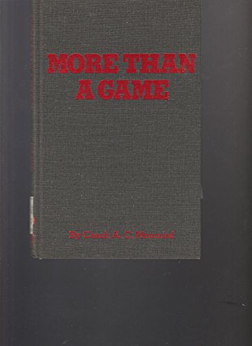 More Than a Game: Moncrief, A. C.