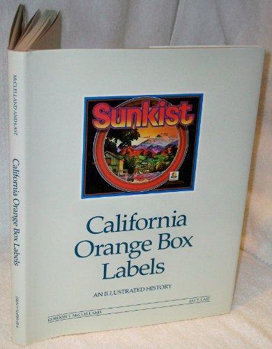 9780914589013: California Orange Box Labels: An Illustrated History